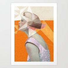Carried Away Art Print