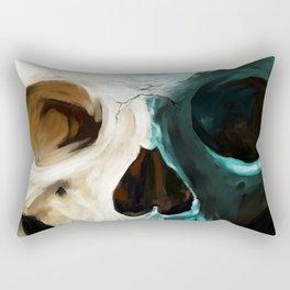 Skull 14 Rectangular Pillow