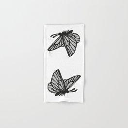 Butterfy Hand & Bath Towel