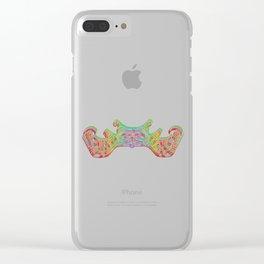 aztecia Clear iPhone Case