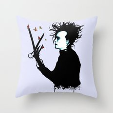 I'm Not Finished Throw Pillow