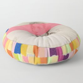 Wheel Portal Floor Pillow