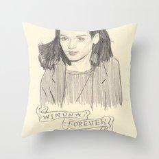Winona Forever Throw Pillow