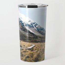 Mt Cook/Aoraki Travel Mug
