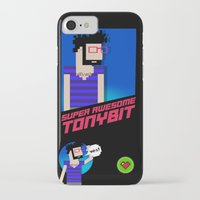 8 bit iPhone & iPod Cases featuring 8-bit by EarlyHuman