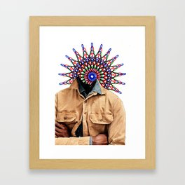 Spiritograph 1 Framed Art Print