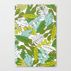 Modern Tropics Canvas Print