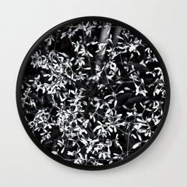 Millefleurs Wall Clock