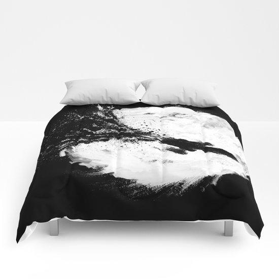 Watch How I Soar Comforters