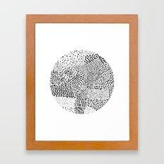 C21 Framed Art Print