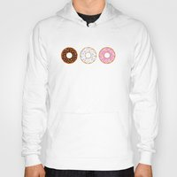 food Hoodies featuring food by mark ashkenazi
