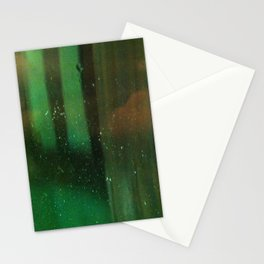 Neon Shadow Stationery Cards