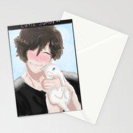 Mystic Messenger - Cutie Jumin (Snapchat series) Stationery Cards