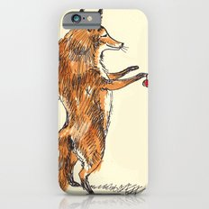 Christmas Fox Slim Case iPhone 6s