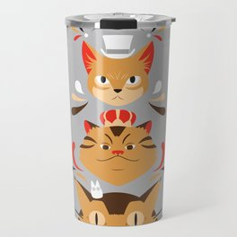 Studio Kitty Travel Mug