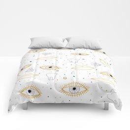repetitive precious Comforters