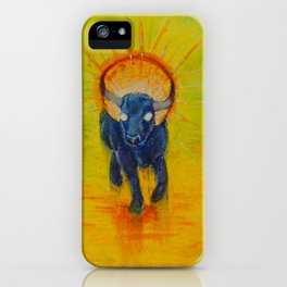 heavenly thunder iPhone Case