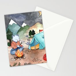 Greetings from Camp! Stationery Cards