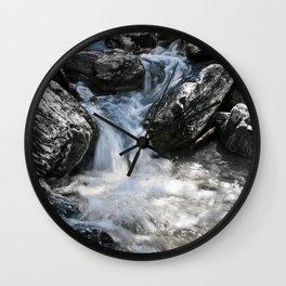 Creek Wall Clock