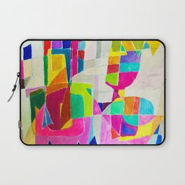 Two Others Comunicating. Laptop Sleeve