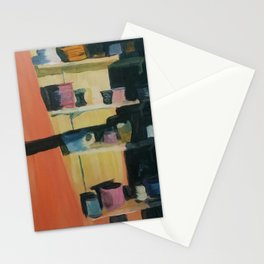 Some pots Stationery Cards