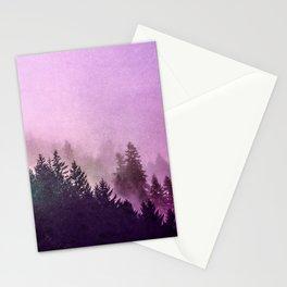 Misty Mountain Pass Stationery Cards