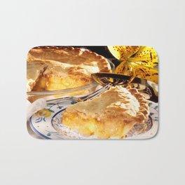 Apple Pie Dessert Bath Mat