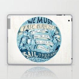 Learn to Sail Laptop & iPad Skin