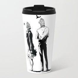 Migratory birds Travel Mug