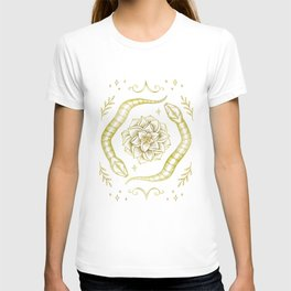 Golden Snakes T-shirt