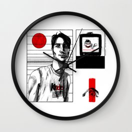 kinder/surprise Wall Clock