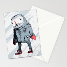 Ola Polar (Freeze) Stationery Cards