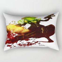Anne Frankenstein AF2 Rectangular Pillow