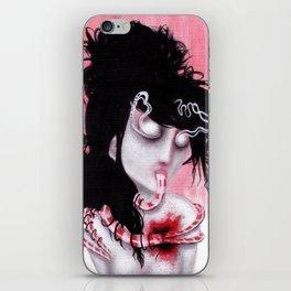 Bleeding-Hearted iPhone Skin