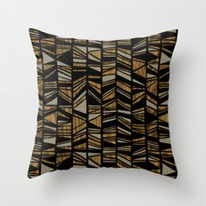 Azteca Throw Pillow