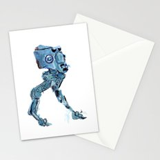 AT ST StarWars Acrylic Painting Stationery Cards