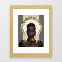 The ArcAndroid Framed Art Print