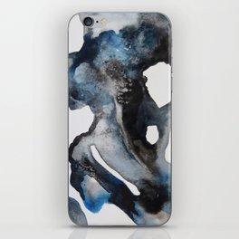 Sea Stones - Watercolor iPhone Skin