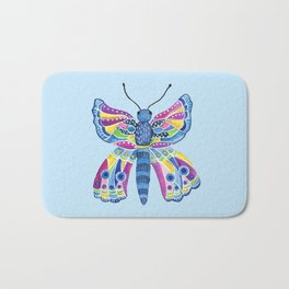 Butterfly I Bath Mat