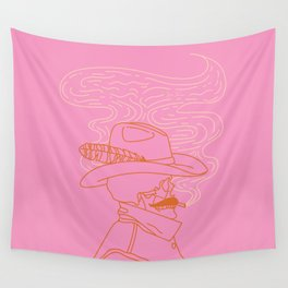 Love or Die Tryin' - Cowhand Wall Tapestry