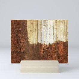 Rust 01 Mini Art Print