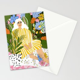 The Jungle Lady Stationery Cards
