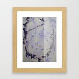 J.HOWARD Lion of Juda Framed Art Print