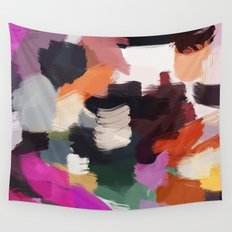 Colores Wall Tapestry