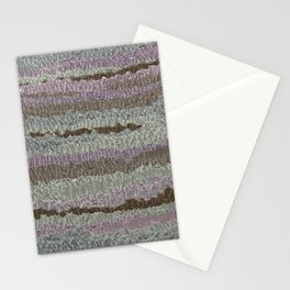 Coffee and lilacs Stationery Cards