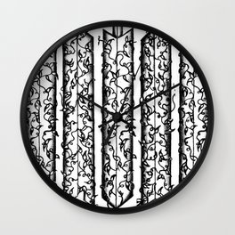 Look at the Forests (1) Wall Clock