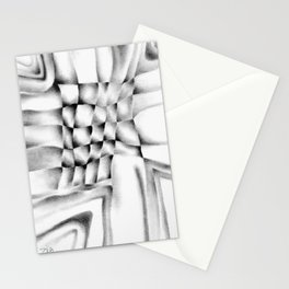 Regular crossing Stationery Cards