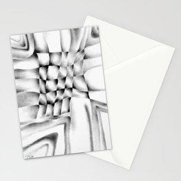 Regular crossing Stationery Cards