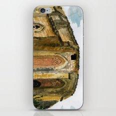 red stone charm iPhone & iPod Skin
