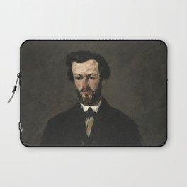 Paul Cézanne - Antony Valabrègue Laptop Sleeve